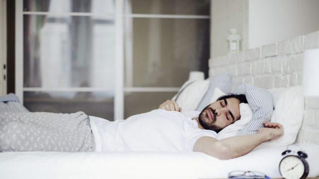 Un bon sommeil récupérateur